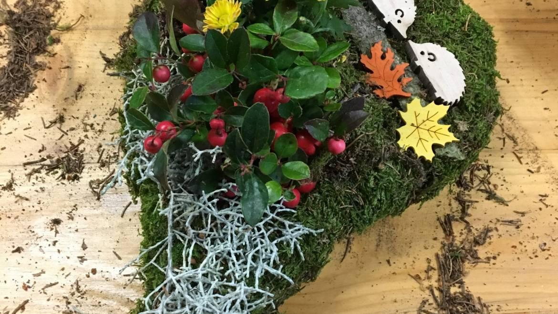 Termine für Grabschmuck Seminar im Herbst
