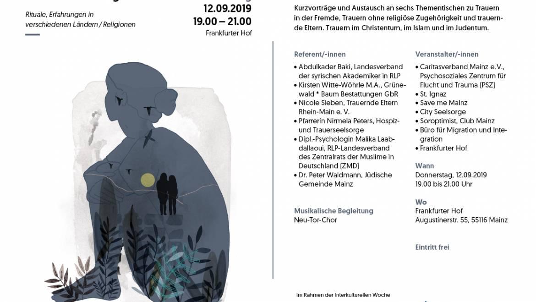 Veranstaltungshinweis 12.09.2019