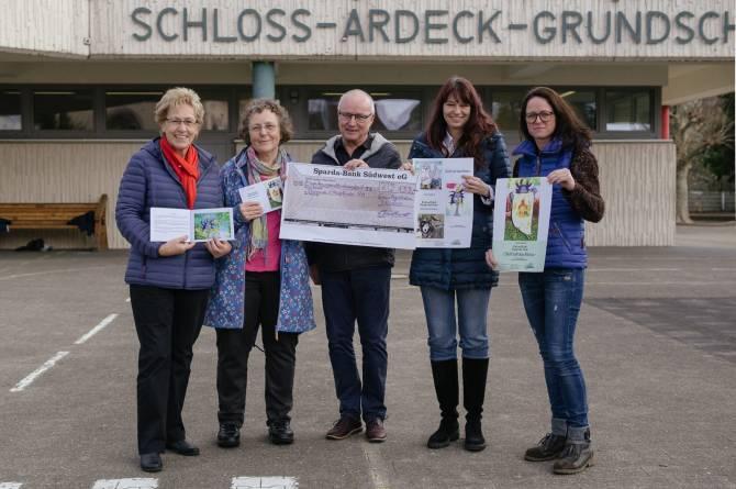 Leselust-Charity-Projekt von Christa Burkhardt