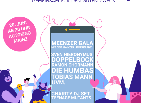 20.06.20 – Statt Runforchildren – #Actforchildren