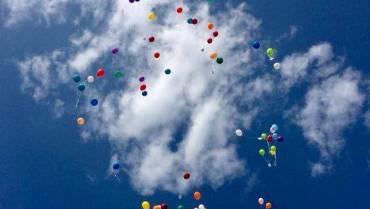 Die Ballons steigen – 5.9.2020