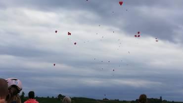 Luftballon Steigen 2020